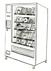 Library: Vending Machine