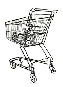 Library: Shopping Cart
